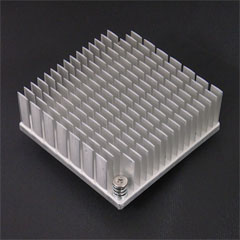 A picture of example heat sink