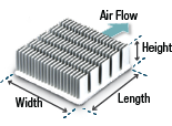 Heatsink Search Image