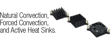 Slide6 Natural convection, Forced convection, active heatsinks